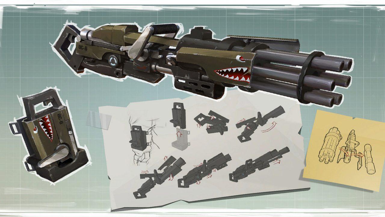 消えた武器一覧 フォートナイト