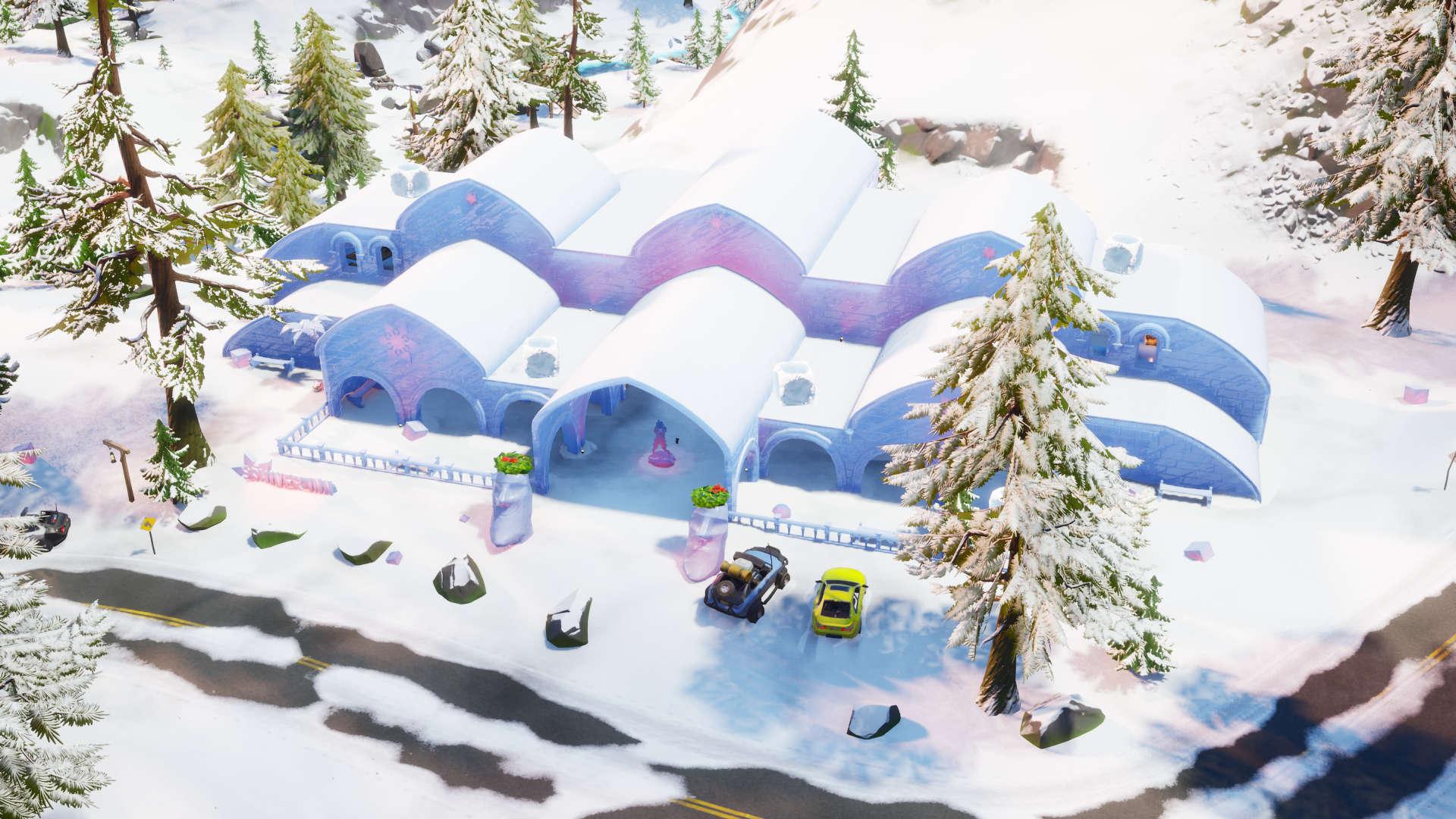 ナイト スキー フォート 場所 アプレ 【FORTNITE】バトルパス「CH2.シーズン2/ウィーク2」ブルータスのブリーフィング(2週目チャレンジ)【フォトナ】