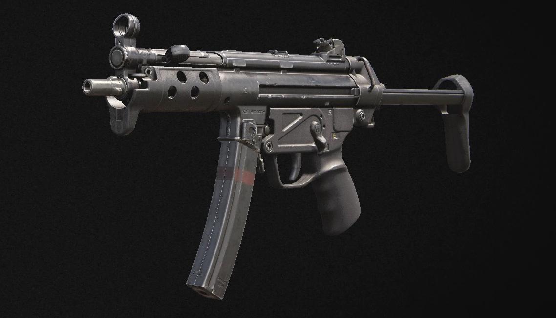 武器 Cod bocw